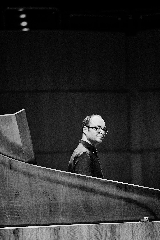 Alexander Melnikov in der Philharmonie Köln
