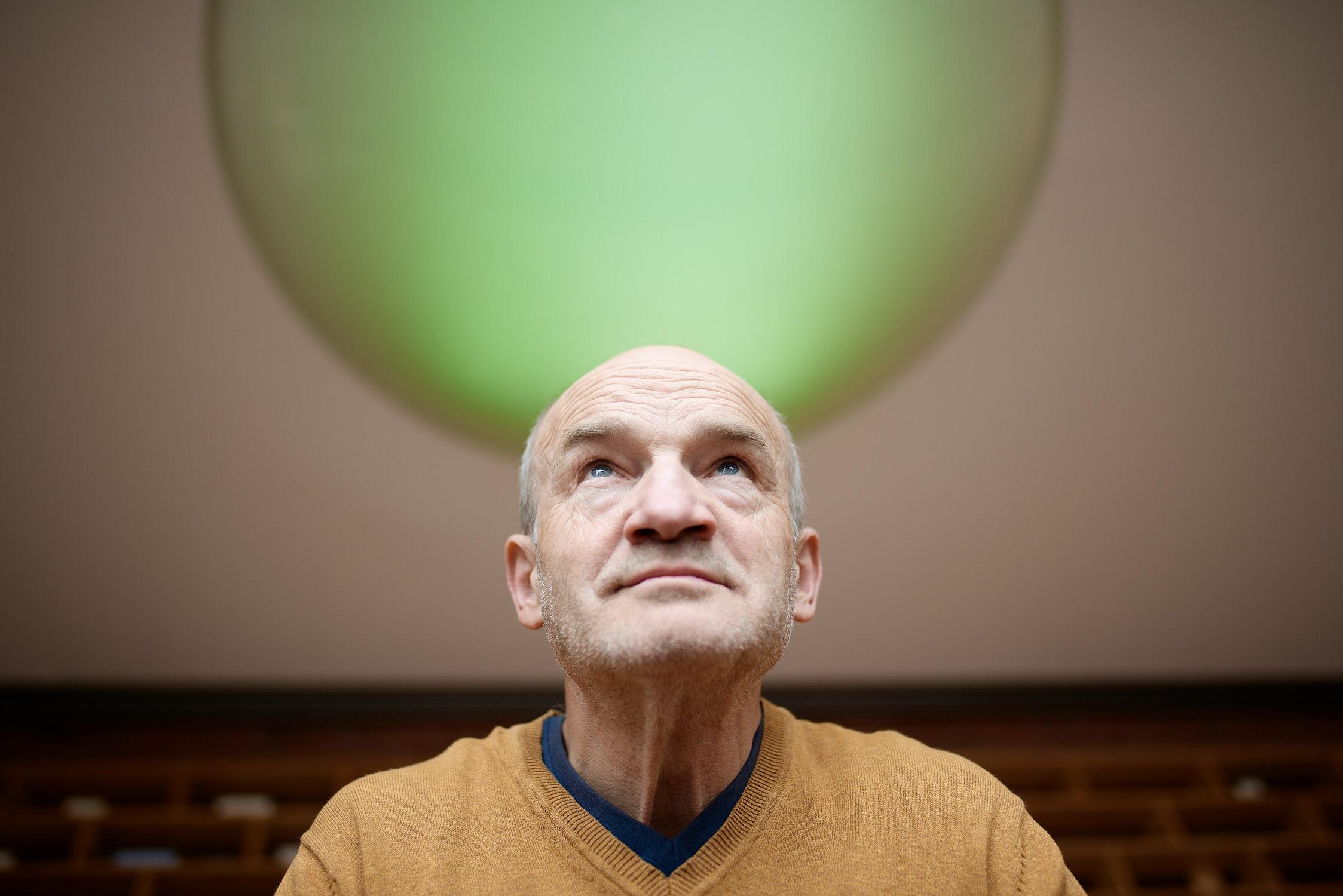 Portrait Mann Axel Gottschick