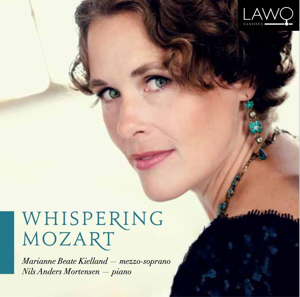 Marianne Beate Kielland CD Cover by Christian Palm