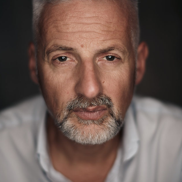 Martin Lindsay Portrait