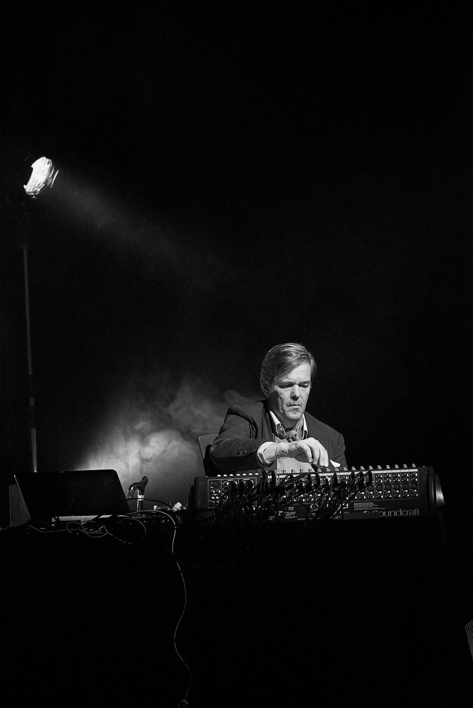 Moritz von Oswald Musiker-Fotografie Christian Palm