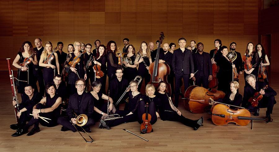 Orchesterfoto von Neue Philharmonie Frankfurt