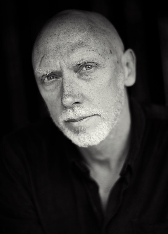 Heiner Siefken - Journalist - Portrait Headshot-Fotograf
