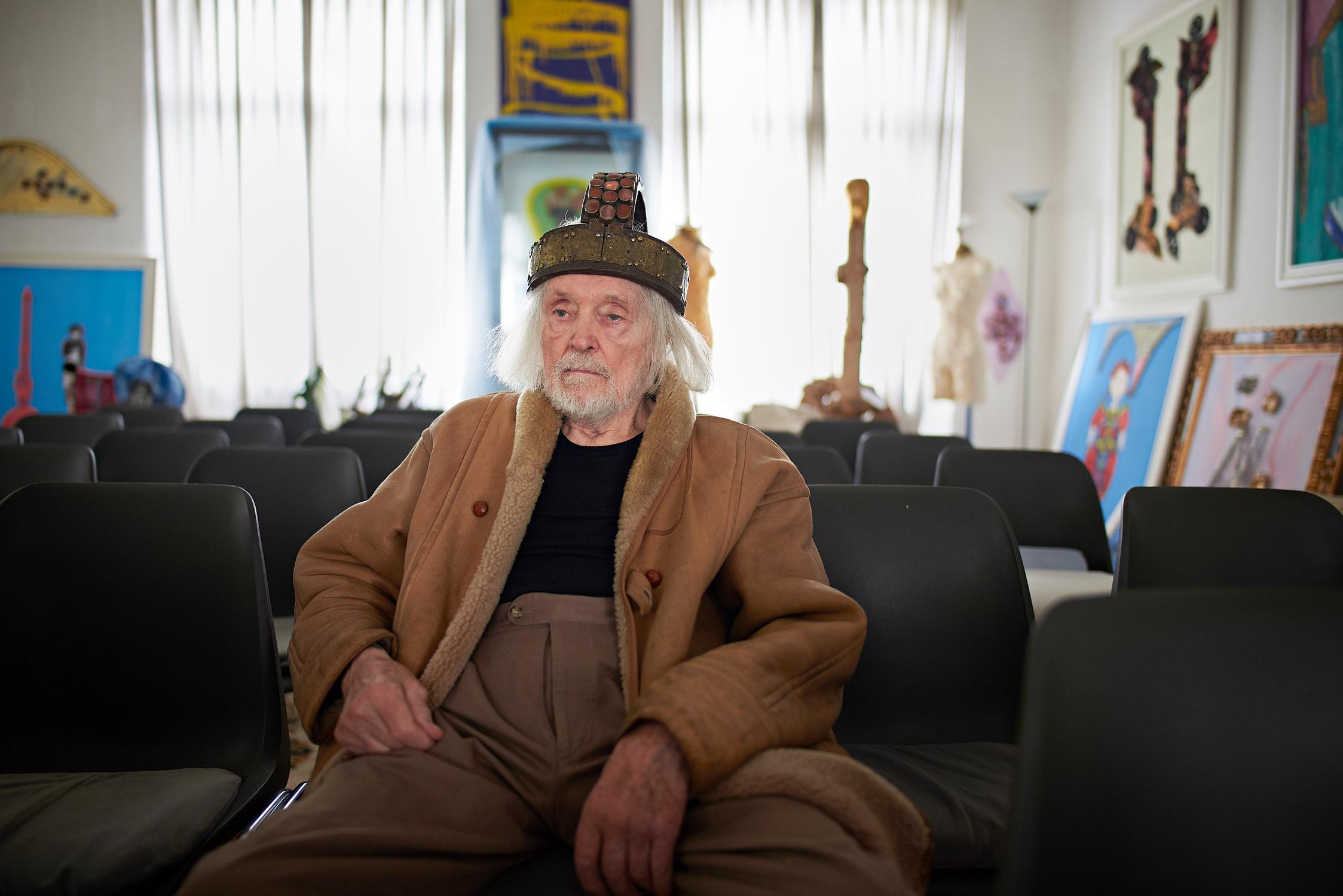 Wo Sarazen Bayreuth Editorial-Portrait