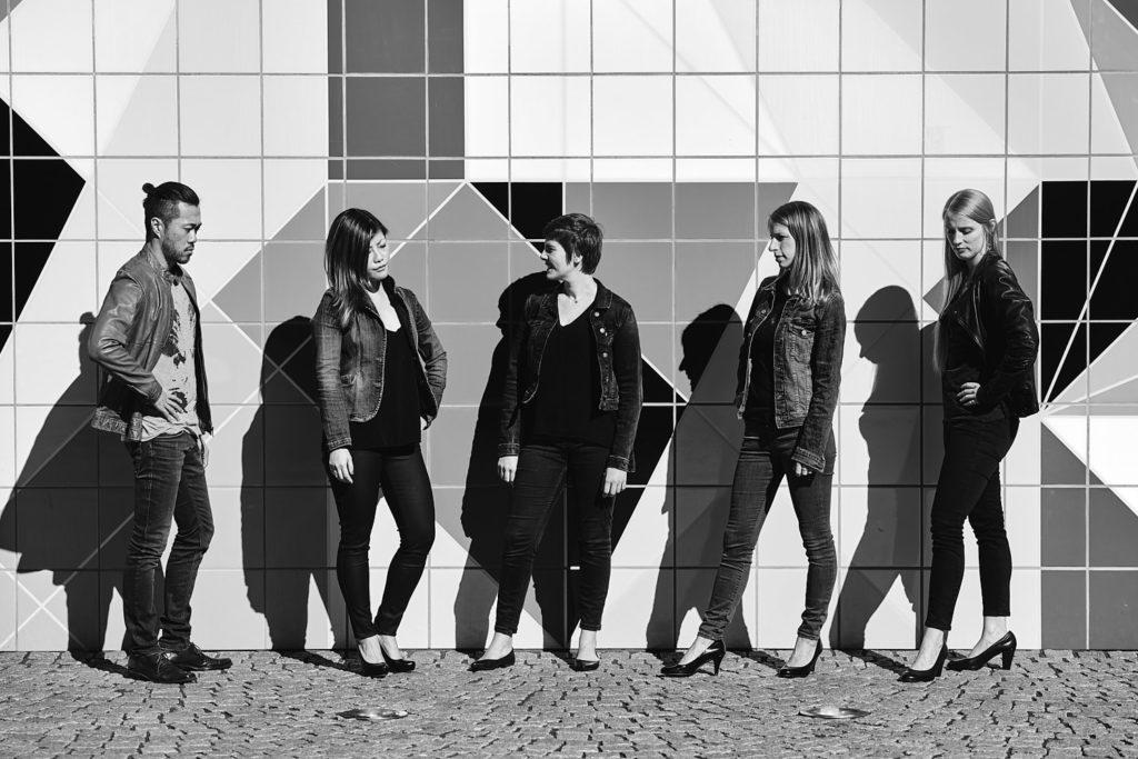 Arundos Quintett fotografiert von Christian Palm Bläserensemble Musiker