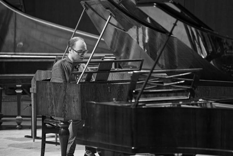 Alexander Melnikov in der Kölner Philharmonie