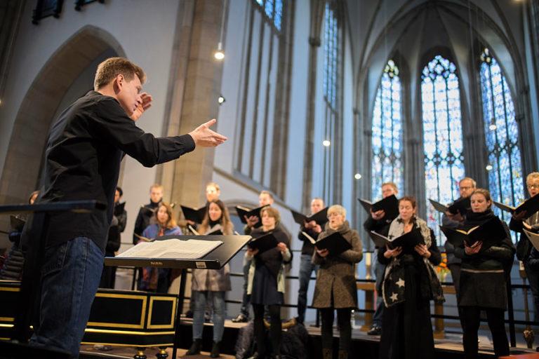 ChorWerk Ruhr Salvatorkirche Duisburg ZOLTÁN PAD ChorWerk Ruhr Salvatorkirche Duisburg