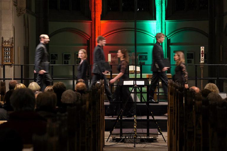 ChorWerk Ruhr Salvatorkirche Duisburg