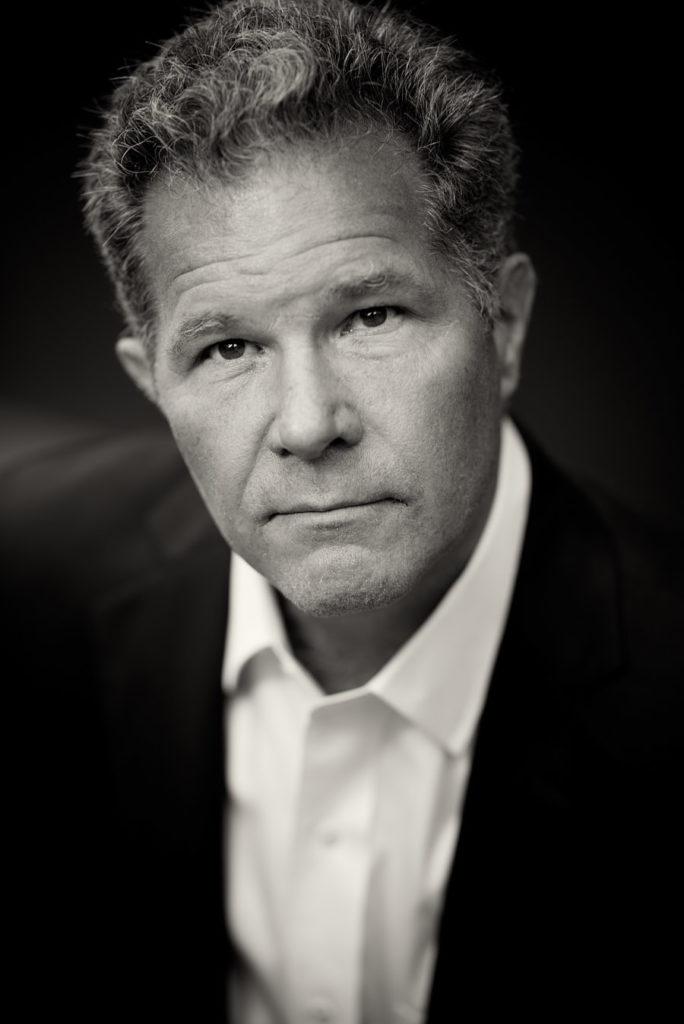 Sean Brawley Portrait