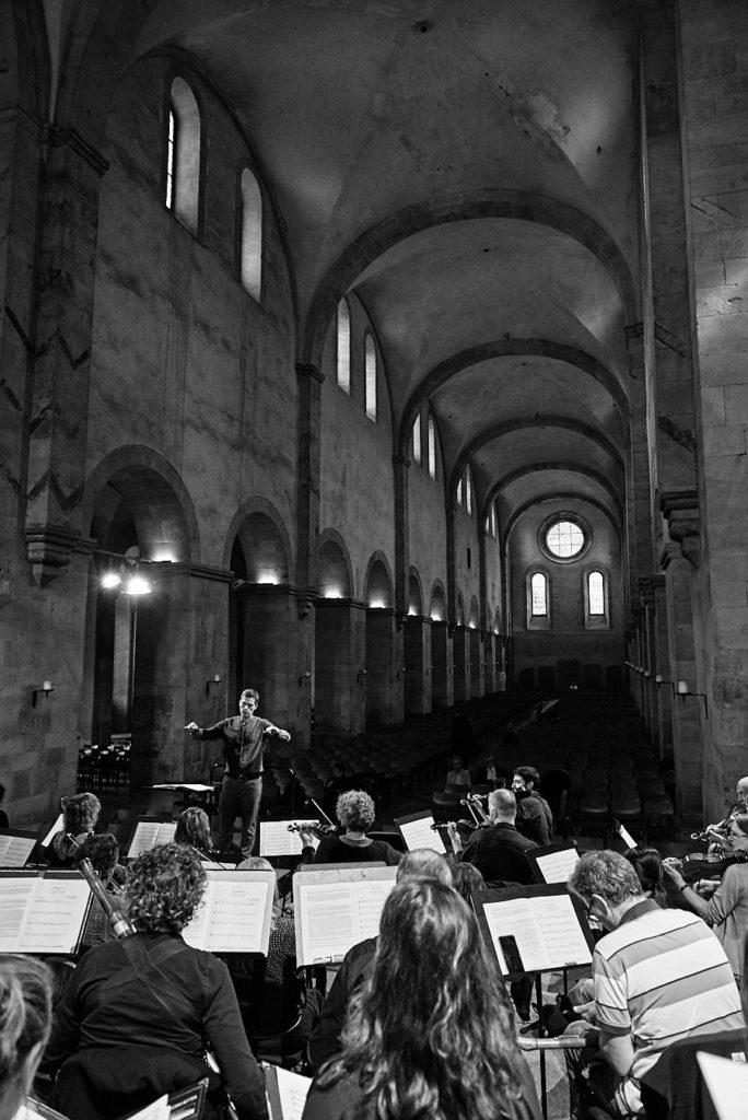 Kloster Eberbach Konzert