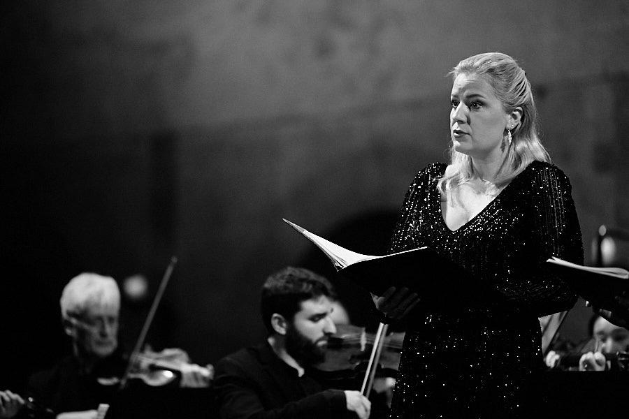 Gabriela Scherer singt Mozart