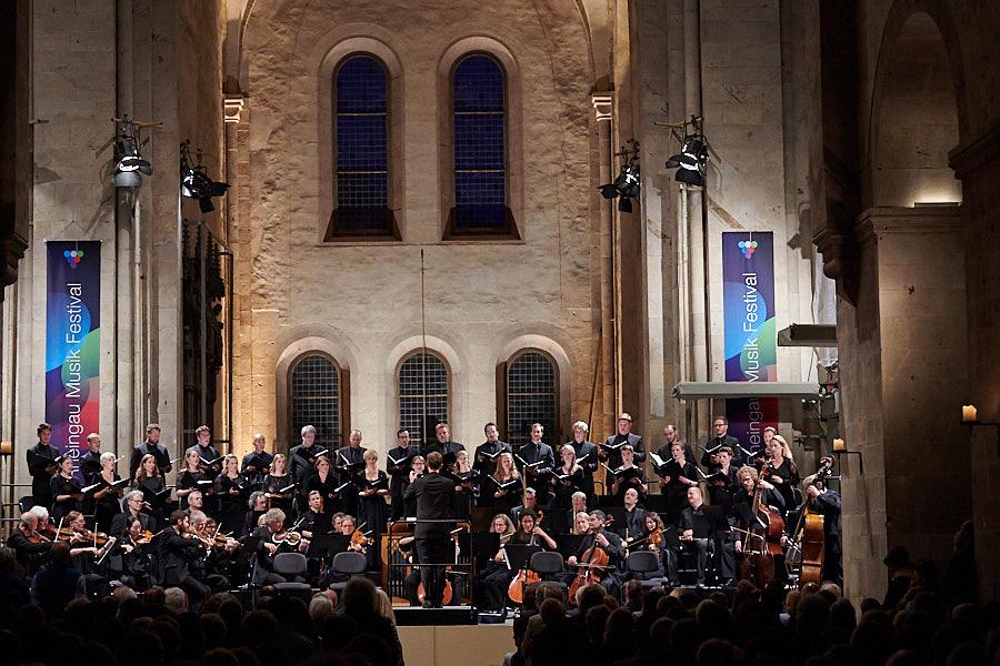 Rheingau Musik Festival Chorwerk Ruhr