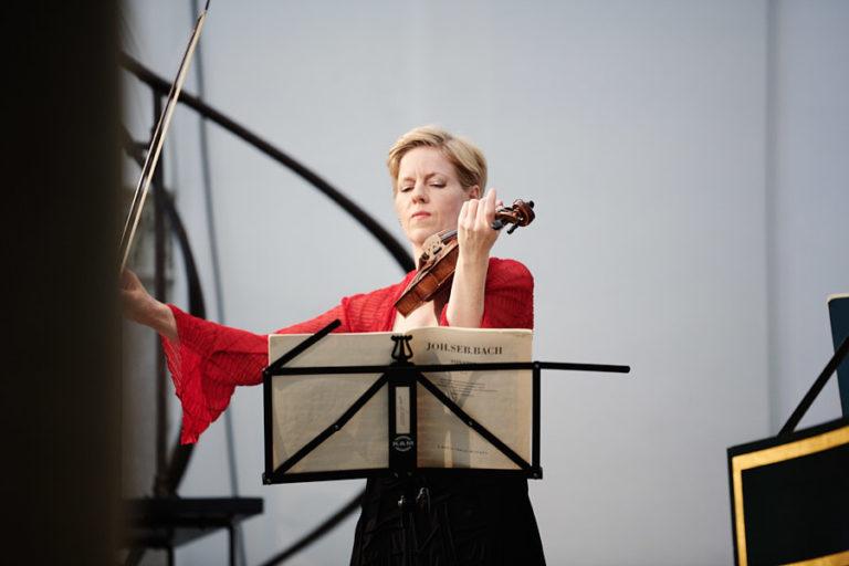 Isabelle Faust Trinitatiskirche Köln