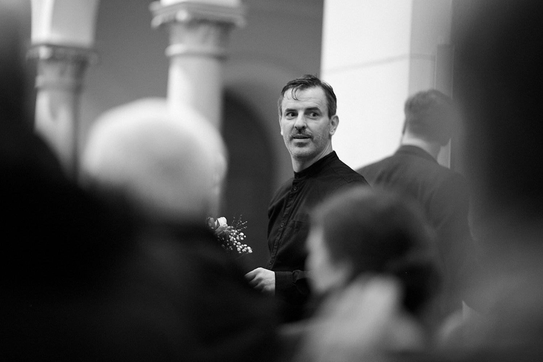 Collegium Musicum Universität Koeln beim Musizieren