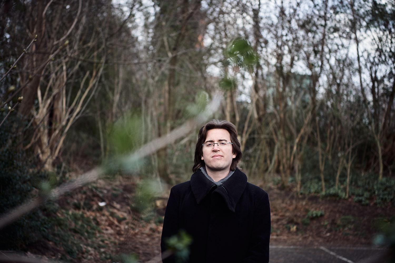 Tobias Koltun Pianist Portrait Musikerportrait